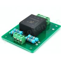Buy cheap Current Mode Hall Voltage Transducer DC AC Pulsed Voltage Measurement from wholesalers