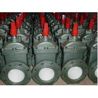 China Electric Resilient Wedge Gate Valve / Flanged Water Supply Gate Valve wholesale