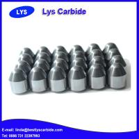 China Cemented carbide buttons & inserts for mining tools Z types conical button wholesale