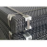 China Stone Crusher Machine Parts Weave Type Anti-clogging Screen Mesh Specification wholesale