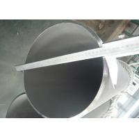China S31603 16 Inch 304 Stainless Steel Tubing ,  Large Diameter Thin Wall Stainless Steel Pipe wholesale