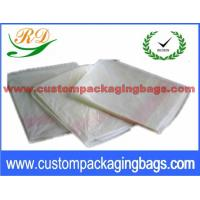China PVA Offset Printing Colored Plastic Laundry Bags , Drawstring Plastic Bags wholesale