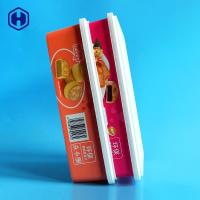 China Stackable Canned Food Packaging Disposable Plastic Box Space Saving wholesale
