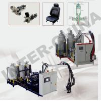 China 3-component Polyurethane High pressure machine,Foaming and pouring machine wholesale