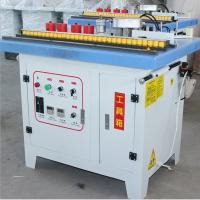 China manual wood light weight edge banding machine with factory price wholesale