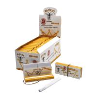 China 24 Booklets / Box Cigarette Paper Roll For Dry Herb 78mm Length wholesale