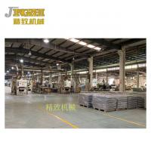 China SPC Floor Texture Roll Coating Machine 15-20 Meters Per Minute Stable Running wholesale