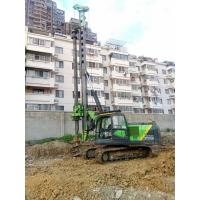 China Hydraulic Drilling Rotary Piling Rig Machine With Max Operating Pressure 34.3Mpa wholesale
