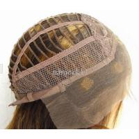 China Unprocessed Brazilian Virgin Lace Front Remy Wigs , Short Human Hair Lace Front Wigs wholesale