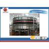 China Soda Bottled Water Production Machines , Large Capacity Rotary Liquid Filling Machine wholesale
