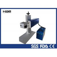 Buy cheap Portable CO2 Laser Marking Machine 10W 30W 55W For Red Wine / Wooden Box from wholesalers