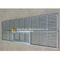 China HDB 1800X300 Galvanized House Drain Grating for Sump from Anping Hebei wholesale