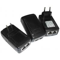 China 1A Single Port Desktop Poe Power Adapter RJ45 48V 48W / Router Power Adapter wholesale