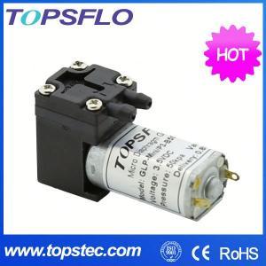 China TOPSFLO dc mini air pump,vacuum/pressure pump,safety,similar to KNF,THOMAS.TM16 wholesale
