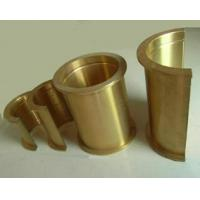 China CHB-JZW Self-lubricating bronze bush with Graphite wholesale