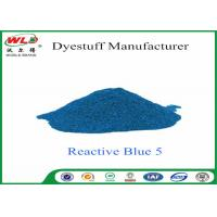 China High Purity Textile Reactive Dyes Reactive Brill Blue K-GR C I Reactive Blue 5 wholesale