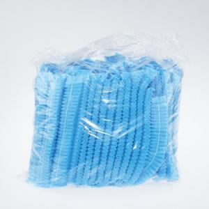 China Disposable non woven caps,Medical Bouffant Head Cap, Non woven Disposable hair Cover/Caps wholesale
