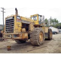 China Original japan Used KOMATSU WA600 Wheel Loader wholesale