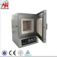 China CE 1700 Celsius Degree High Temperature Furnace For Laboratory wholesale