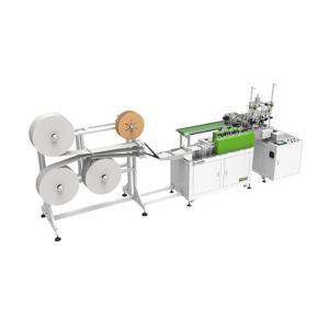 China Upper Roller 60pcs/Min Face Mask Manufacturing Machine wholesale