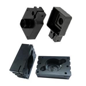 China Medical 2D 3D Format Sandblast Plastic Delrin Turned Parts wholesale