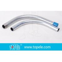 """Quality Galvanized Steel EMT Tube / EMT Conduit And Fittings From 1 / 2"""" to 4"""" for sale"""