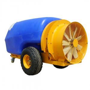 Tractor trailer type orchard fertilizer sprayer