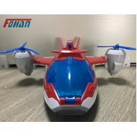 China customized oem toy plane models rapid prototype 3d printing resin prototype manufacture in dongguan wholesale