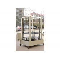 China Electric Packaging Compressive Strength Testing Machine ASTM D4169 wholesale