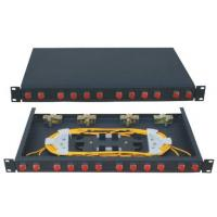China FC12 Rack-Mounted Fiber Optic Terminal Box wholesale