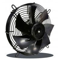 China 1850 Brushless AC Industrial Axial Fans 115V PWM 450 EC Axial Fan Metal wholesale