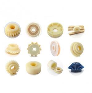 China 0.005KG Nylon POM Fabrication Injection Molded Plastic Parts wholesale