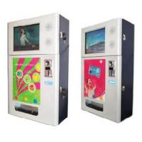 Quality Condom Vending Machine With LCD Promotion Screen for sale