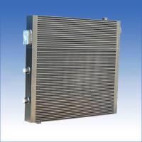 China Vacuum Brazed Air Compressor Heat Exchanger Plate - Fin Aluminum Oil Radiator wholesale