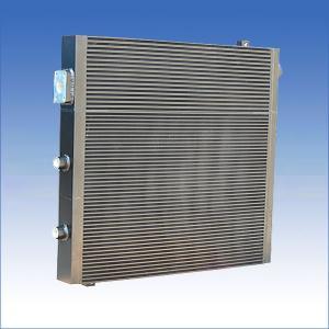 China Vacuum Brazed Air Compressor Heat Exchanger Plate - Fin Aluminum Oil Radiator wholesale