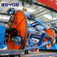 China 1+1+3 / 1250 Cable Laying Equipment 22 Kw Power Lower Power Consumption wholesale