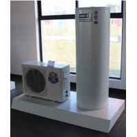 Buy cheap Water Circulation Domestic Air Energy Water Heater All In One Heat Pump from wholesalers