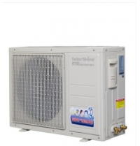 China Low Temperature Dc Inverter Heat Pump EVI With Air Source Circulating wholesale