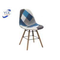 China Modern Style Living Room Patchwork Dining Chair Home Furniture wholesale