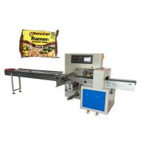 China Instant Noodle Multi Pack Packing Machine Individual Pack High Efficiency wholesale