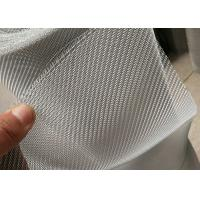 China 1-500 Mesh 201 304 316l Stainless Steel Screen / Stainless Steel Filter Screen 1-3 Meter wholesale