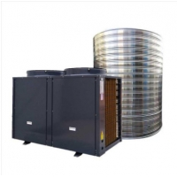 China Temperature Resistant Type 15pH Air Source Heat Pump Cooling R22 DN32 wholesale