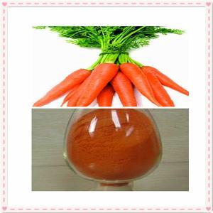 China natural pigment beta carotene powder sample free wholesale