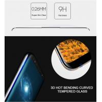 China 0.33mm Thick 2.5 D Tempered Glass Screen Protector Full Cover Smooth Touch Feeling wholesale