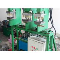 Buy cheap Convertible Hydraulic Pipe Punching Machine High Precision Wtih Touch Screen from wholesalers