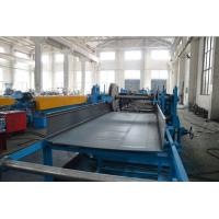 China 1.5 - 2.0mm Thickness Slotted Cable Tray Making Machine With 20 Stations wholesale