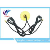 Buy cheap Dual Band 4G High Gain LTE Antenna GPS Navigation Combined Aerial With SMA Male from wholesalers