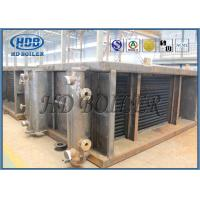 China Industrial Stainless Steel Power Station Economizer , Coal Fired  Energy Saving System wholesale