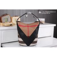 Buy cheap Wholesale 2014 New designer fashionable womens b-urberry women leather grid from wholesalers