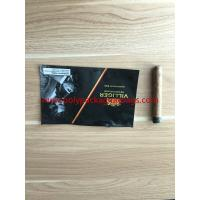China Zipper Resealable Bags For Cigars / Zipper Resealable Pouches For Cigars / Cigar Packaging Wraps wholesale